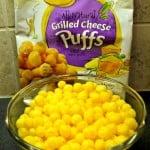 Snikkidy Cheese Puffs
