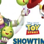 Free Toy Story Showtime App for iPad and iPhone
