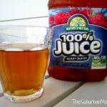 Nature's Nectar 100% Berry Burst Juice Gets Two Thumbs Up ~ Giveaway