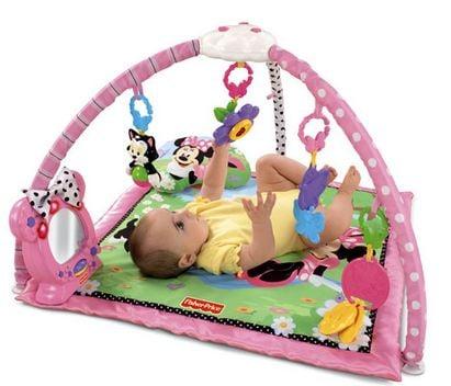 Adorable Disney Minnie Mouse Baby Gear Thesuburbanmom
