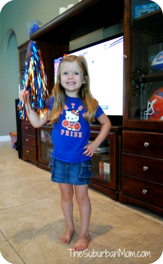 Gator Cheerleader NCAA