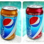Pepsi Next Paradise Mango Cherry Vanilla