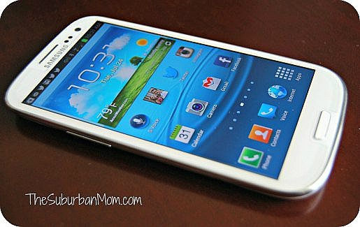 Samsung Galaxy S 3 Verizon