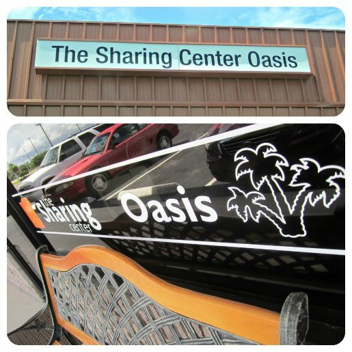 The Sharing Center Oasis