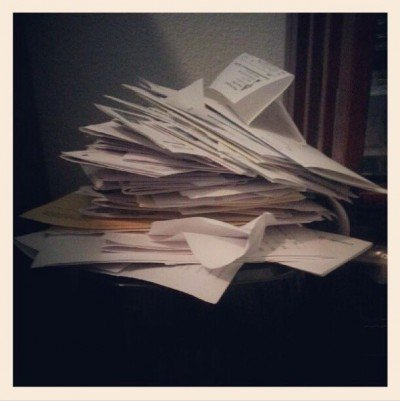 LifeLock Shred Pile