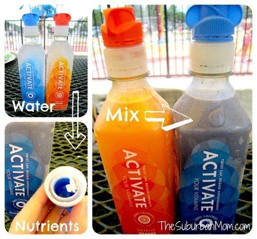 Activate Flavored Water