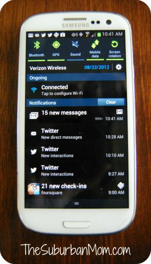 Android Ice Cream Sandwich Samsung Galaxy