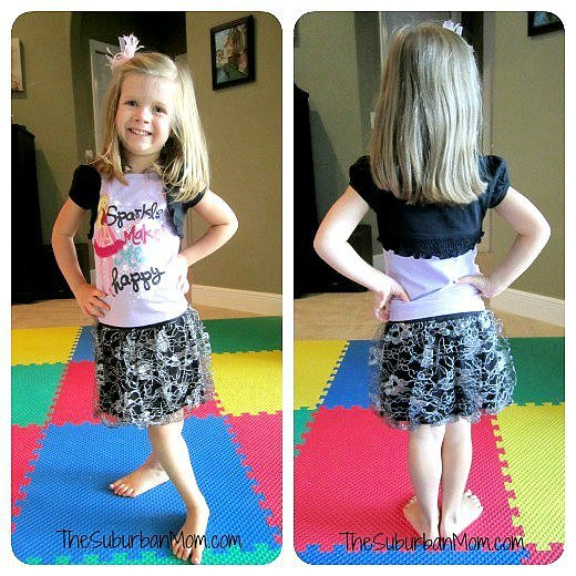 Barbie Fashion Girls Clothes