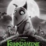 Disney Frankenweenie Tim Burton
