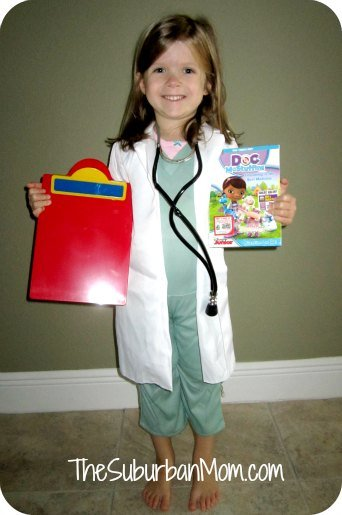 Disney Junior Doc McStuffins Dress Up