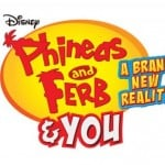 Phineas and Ferb & YOU: A Brand New Reality Opens at Downtown Disney September 1
