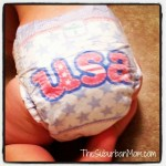 Team USA Diapers