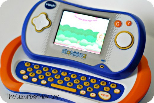 VTech MobiGo 2 QWERTY Keyboard