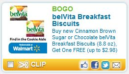 belVita coupon bogo
