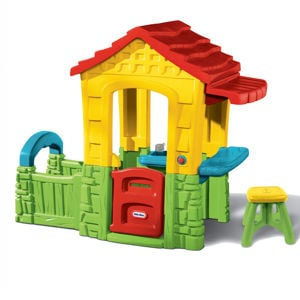 Little tikes 4 hour friday sale secret garden playhouse - Maison de jardin enfant ...