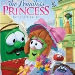 VeggieTales: The Penniless Princess ~ Giveaway
