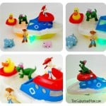 Bath-Time Fun With The Toy Story Gang ~ Review