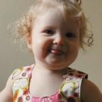 Happy 1st Birthday Baby Girl