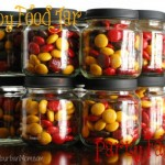Baby Food jar DIY Party Favor Halloween