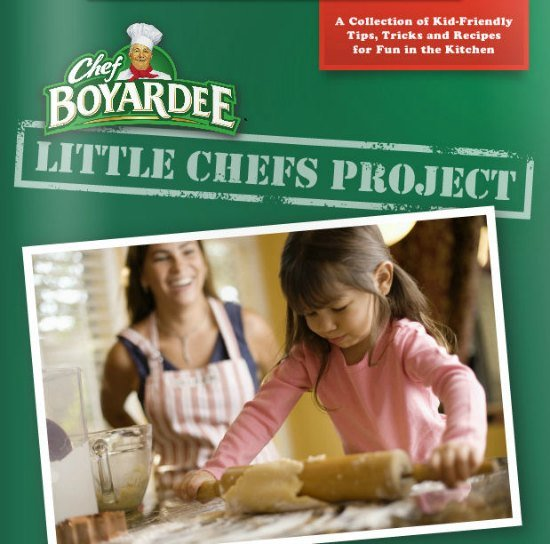 Chef Boyardee Little Chefs Project ebook