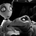 Frankenweenie Sparky Victor Disney Tim Burton