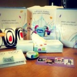 Kleenex Share Care Pack Lip Balm Sanitizer