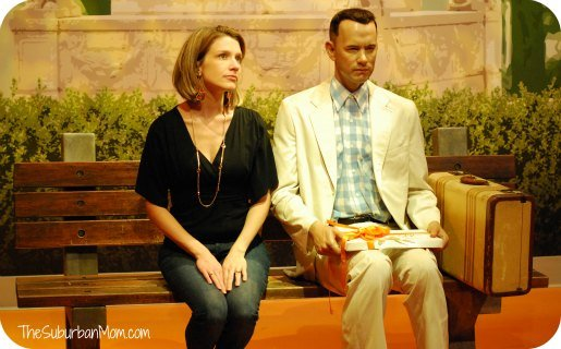 Madame Tussaud's Forest Gump Tom Hanks