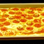 DIY Pizza Night With Pillsbury Artisan Crust ~ Giveaway