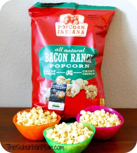 Popcorn Indiana Bacon Ranch