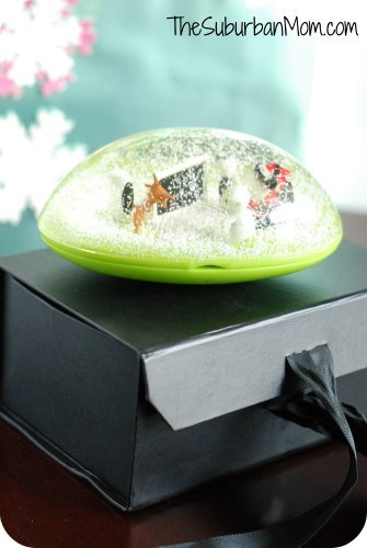 Snomee Snowglobe Gift Card Box Holder