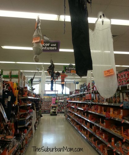 Walgreens Halloween Candy Decorations