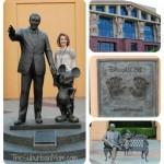 Walt Disney Legends Corridor