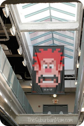 Wreck-It Ralph Banner Disney Animation Studios