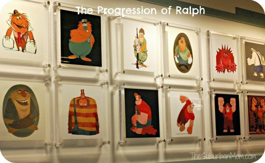 Wreck-It Ralph Drawings