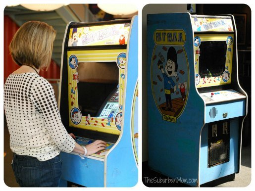 Wreck-It Ralph Fix-It Felix Junior Disney Arcade Game