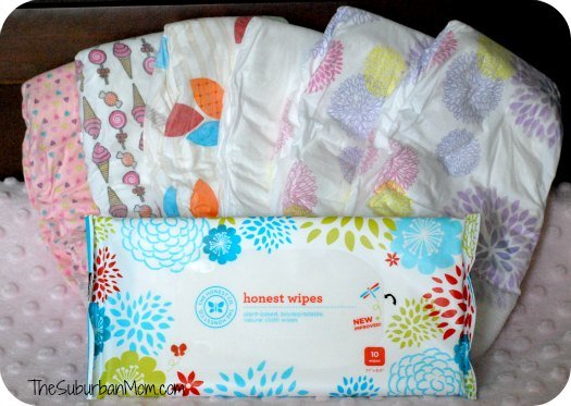 Honest Company Diapers Wipes Free Sample
