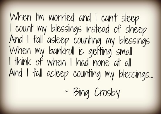 count-my-blessings-bing-crosby-quote