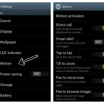 Save Time With Motion Gestures On The Samsung Galaxy S III