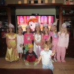 Wordless Wednesday ~ Disney Junior's Sofia The First Princess Party