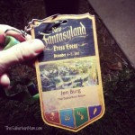 Wordless Wednesday ~ New FantasyLand Grand Opening