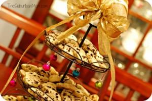 Oreo Chocolate Chip Sugar Cookies Christmas