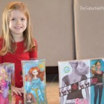 The Christmas Of Barbies And Princesses