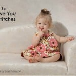 Leave You In Stitches Handmade Clothing Review ~ Giveaway