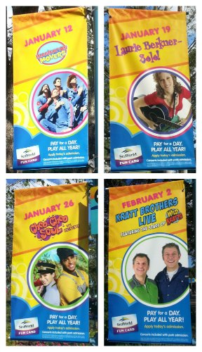 Seaworld Just For Kids Concerts Orlando 2013