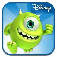 Monsters Inc Run App Disney Free
