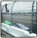 Wordless Wednesday: My First NASCAR Race – Daytona 500