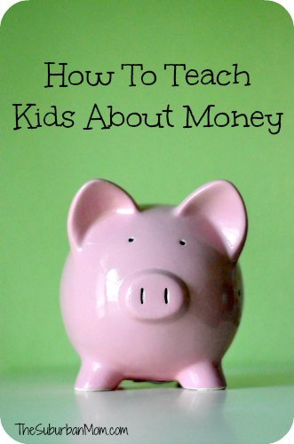 Piggy Bank Teach Kids Money