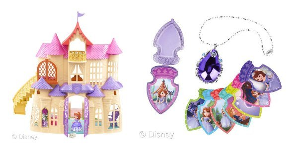 30 sofia the first party ideas free printables must haves sofia the first disney toys amulet castle solutioingenieria Images