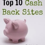 Top 10 Sites To Earn Cash Back Shopping Online & Off