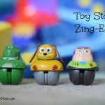 Toy Story Zing-Ems Rocket Rumble Playset